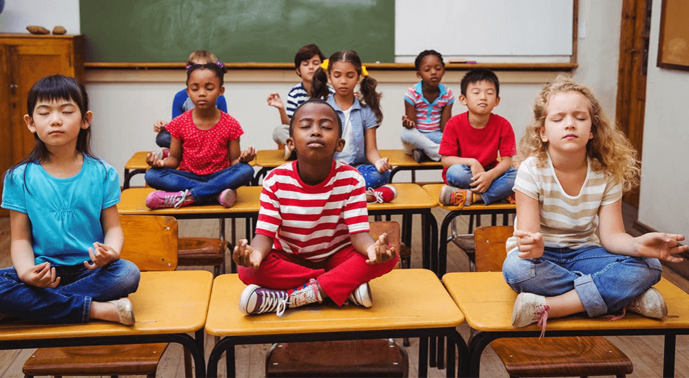 Over 350 Schools To Introduce Mindfulness