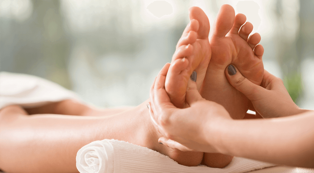 Reflexology (Solihull & Birmingham Area) – Book Today